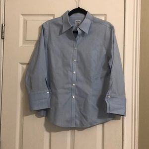 Brooks Brothers Women's 12 Non-Iron Button Down